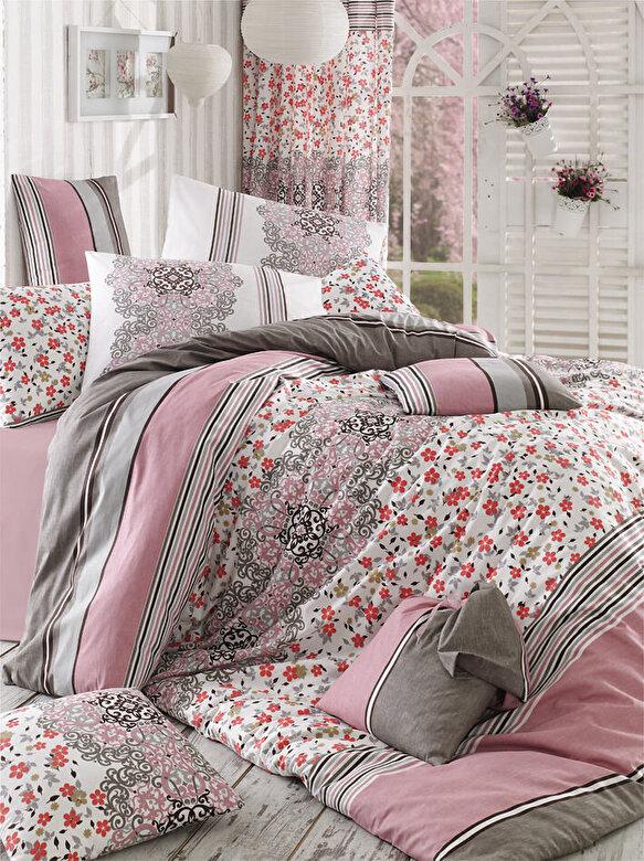 Pearl Home - Lenjerie de pat, Pearl Home, material: 100%  bumbac, 172PRL2128, 160 x 240 cm - Multicolor