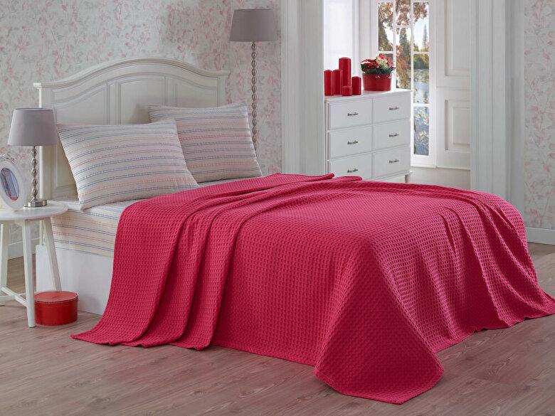 Eponj Home - Set lenjerie de pat, Eponj Home, material: 100% bumbac, 143EPJ5675 - Multicolor