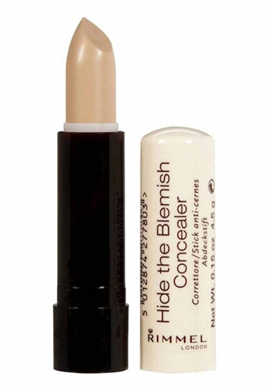 Rimmel - Corector Rimmel Hide the Blemish, 04 Neutral Beige, 4.5 g - Incolor