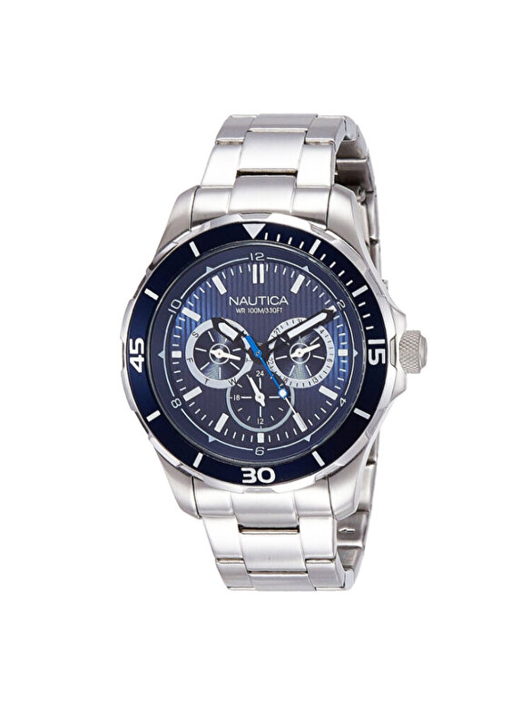 Nautica - Ceas Nautica NAI16528G - Argintiu