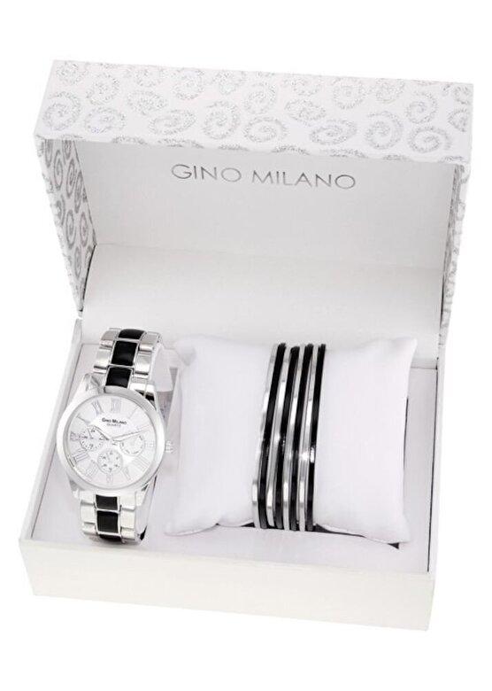 Gino Milano - Set GINO MILANO MWF16-037A - Argintiu