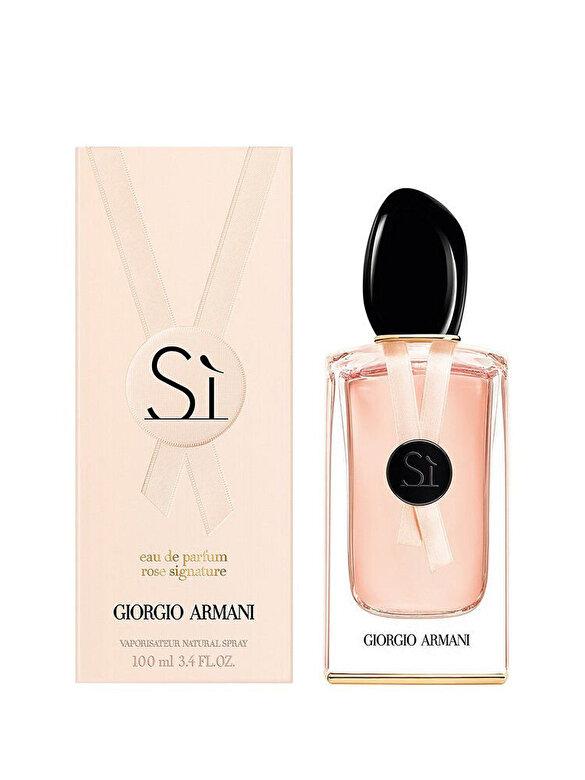 Giorgio Armani - Apa de parfum Si Rose, 100 ml, Pentru Femei - Incolor