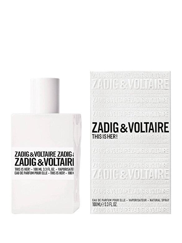 Zadig Et Voltaire - Apa de parfum Zadig Et Voltaire This Is Her, 100 ml, Pentru Femei - Incolor
