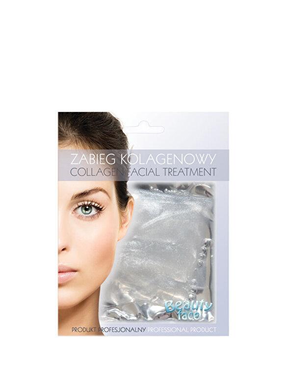 Beauty Face - Tratament regenerator cu Collagen pentru tenul normal-uscat, 60 g - Incolor
