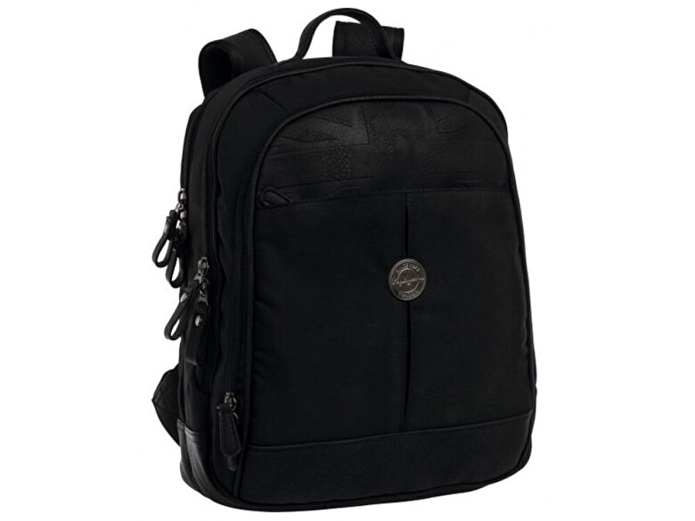 Pepe Jeans - Rucsac cu compartiment pentru laptop Pepe Jeans 71924.51 - Negru