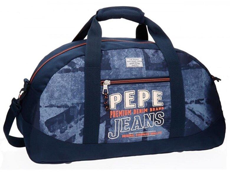 Pepe Jeans - Geanta de voiaj Pepe Jeans 65635.51 - Cobalt