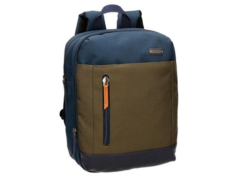 Pepe Jeans - Rucsac cu compartiment pentru laptop Pepe Jeans 77722.51 - Cobalt