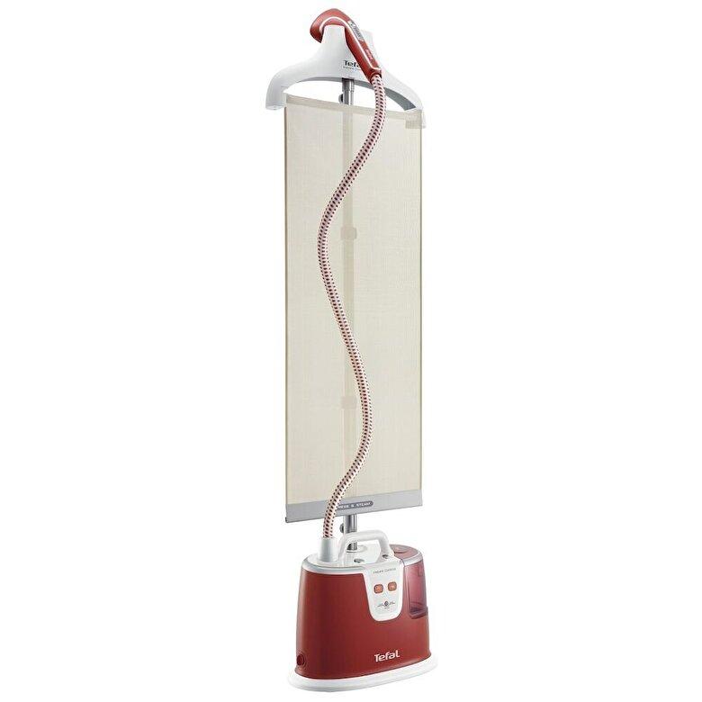 Tefal - Aparat de calcat vertical cu abur Tefal Instant Control, IS8380, 1.7l, 1500W, Alb - Alb