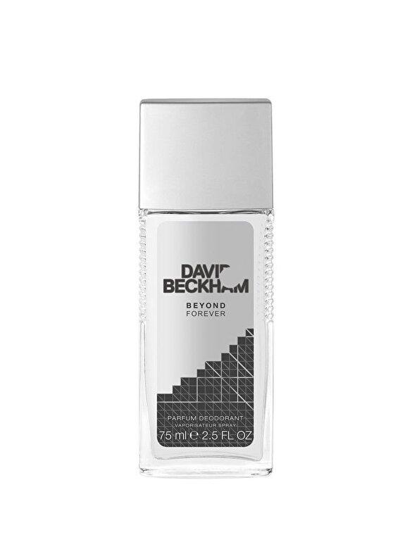 David Beckham - Deodorant spray David Beckham Beyond Forever, 75 ml, Pentru Barbati - Incolor