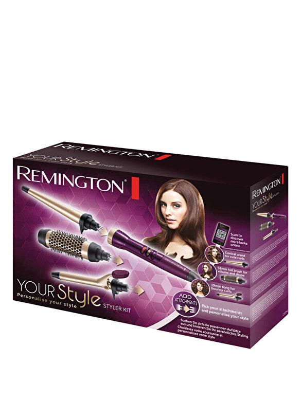 Remington - Trusa de ondulat Remington Your Style CI97M1 - Violet cardinal