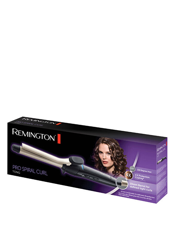 Remington - Ondulator de par Remington Pro Spiral Curl Ci5319 - Negru
