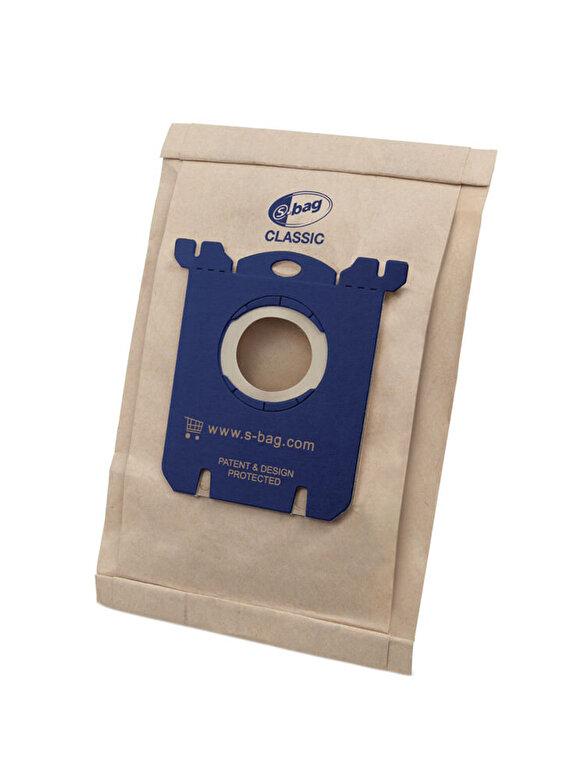 Philips - Saci pentru aspirator Philips S-Bag Classic FC8019/03, 15 buc - Bej