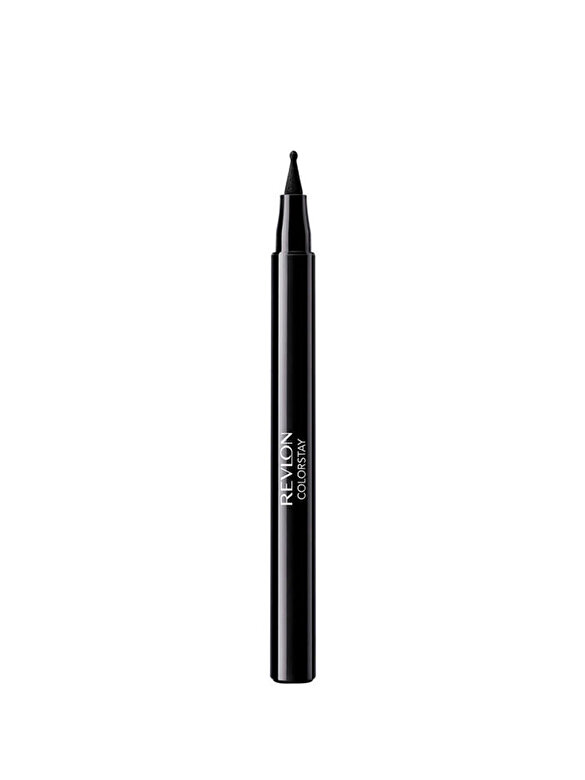 Revlon - Tus de ochi Liquid Eye Ball Point, 003 Blackest Black, 1.6 g - Incolor