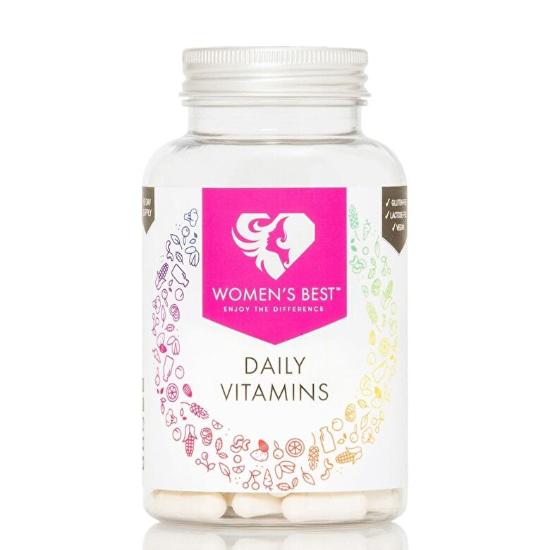Women's best - Daily Vitamins - Incolor