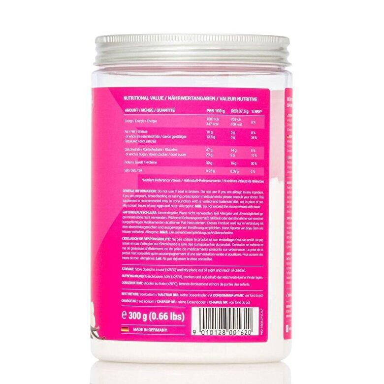 Women's best - Inghetata Proteica - Vanilie - 300 g - Incolor