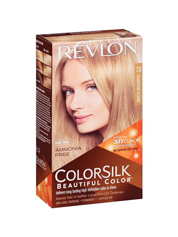 Revlon - Vopsea de par Colorsilk, 73 Champagn Blonde - Incolor