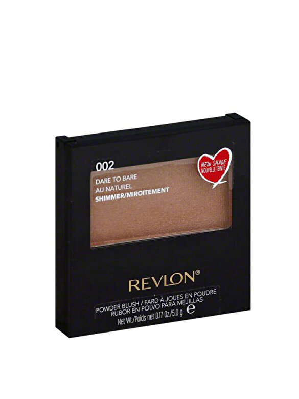 Revlon - Fard de obraz Revlon, 004 Rosy Rendezvous, 5 g - Incolor