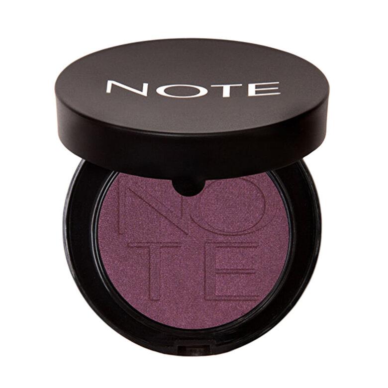 NOTE Cosmetics - Fard de pleoape mono Luminous Silk, nr. 10, 4.5 g - Incolor