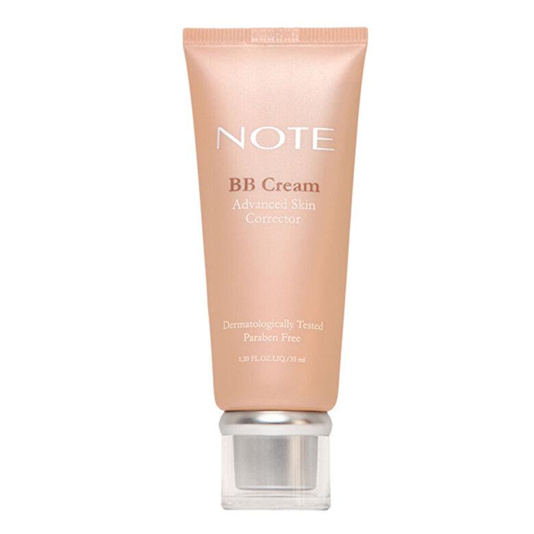 NOTE Cosmetics - Crema BB pentru ten, nr. 02, 35 ml - Incolor