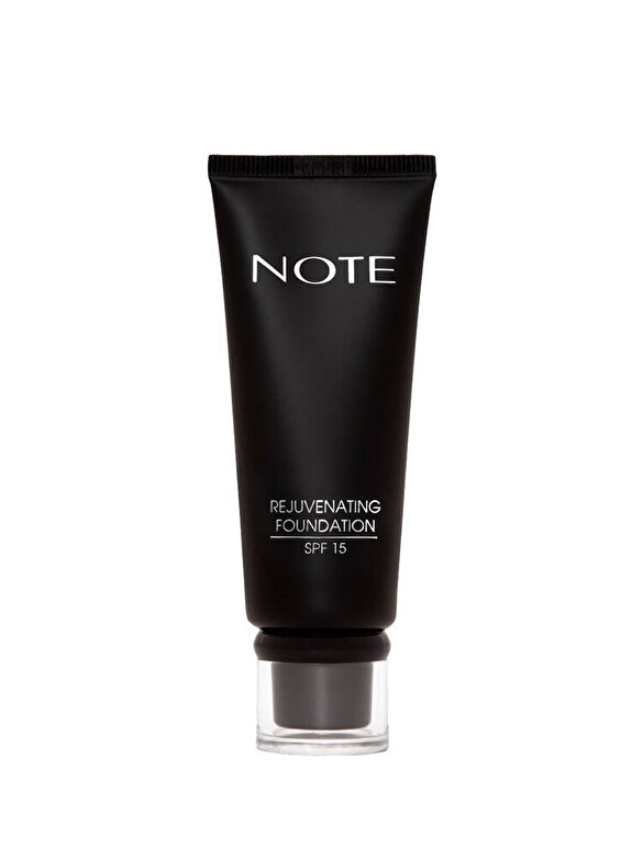 NOTE Cosmetics - Fond de ten Rejuvenating cu SPF15, nr. 06, 35 ml - Incolor