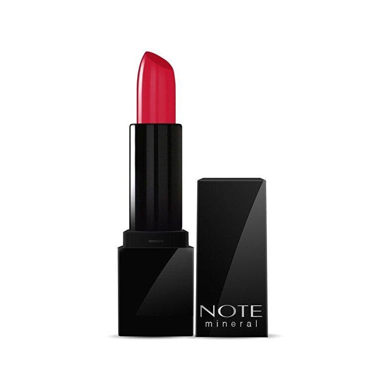 NOTE Cosmetics - Ruj de buze Mineral, nr. 04, 4.5 g - Incolor