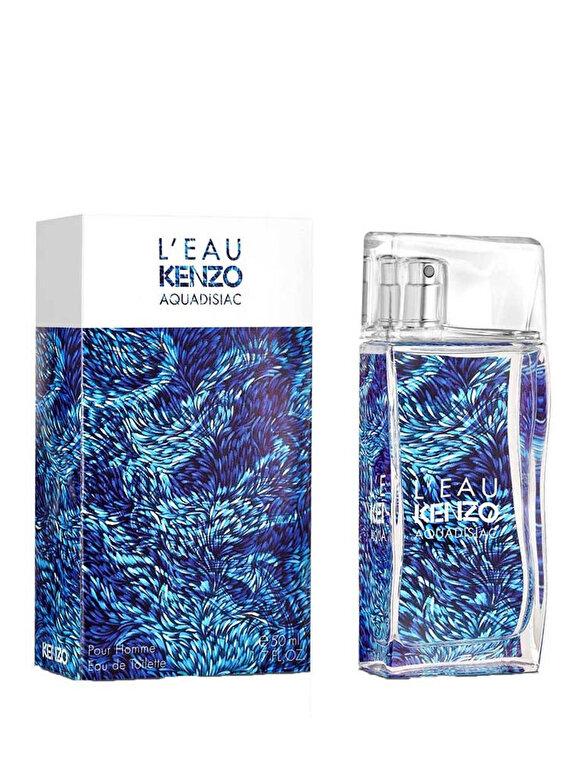 Kenzo - Apa de toaleta Kenzo Aquadisiac, 50 ml, Pentru Barbati - Incolor