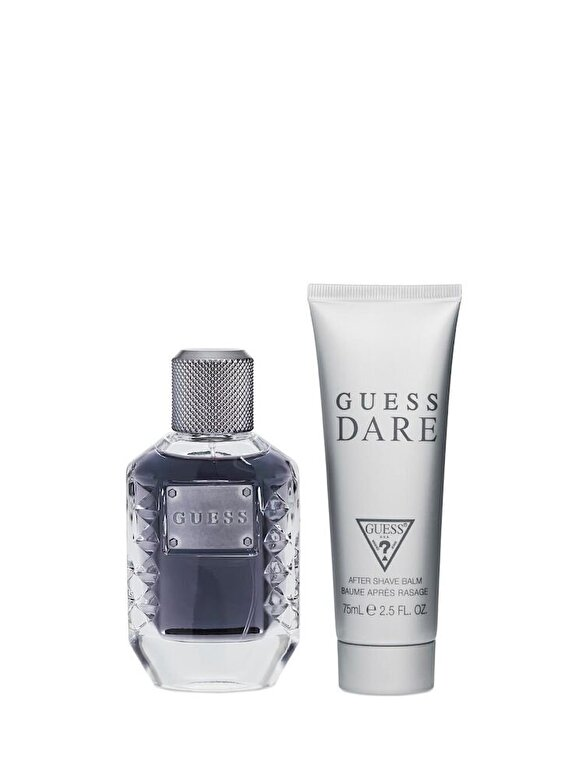 Guess - Set cadou Dare (Apa de toaleta 50 ml + Aftershave balsam 75 ml), Pentru Barbati - Incolor