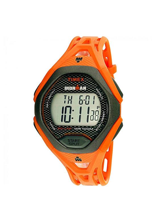 Timex - Ceas Timex Ironman  TW5M10500 - Portocaliu