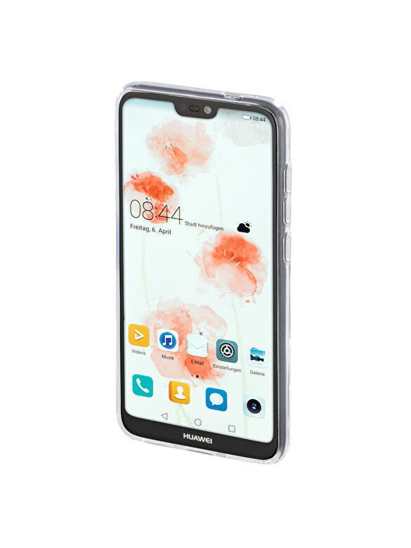 Hama - Husa Crystal Clear Hama, pentru Huawei P20 Lite, transparent - Incolor
