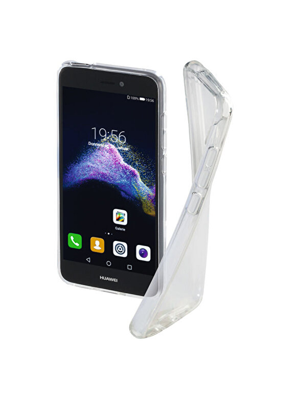 Hama - Husa Crystal Clear Hama, pentru Huawei P8 Lite (2017)/P9 Lite (2017), transparent - Incolor