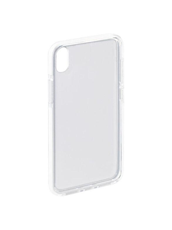 Hama - Carcasa Protector Hama, pentru iPhone X, alb - Incolor