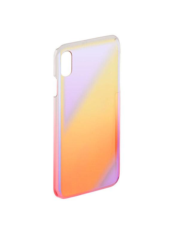 Hama - Carcasa Mirror Hama, pentru iPhone X, multicolor - Multicolor
