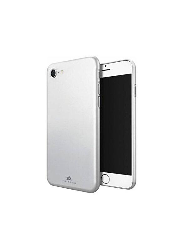 Hama - Husa de protectie Ultra T Iced Black Rock, pentru iPhone 7, transparent - Alb
