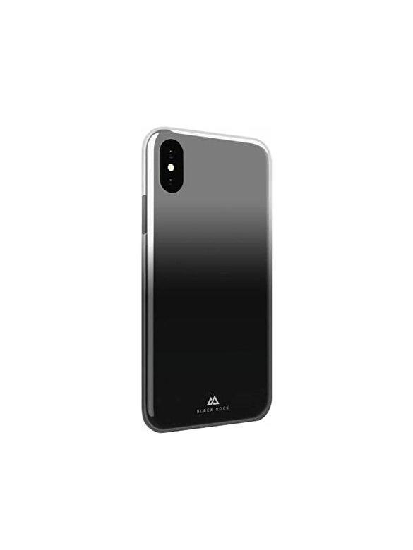 Hama - Husa de protectie Shades Black Rock, pentru iPhone X, negru - Negru