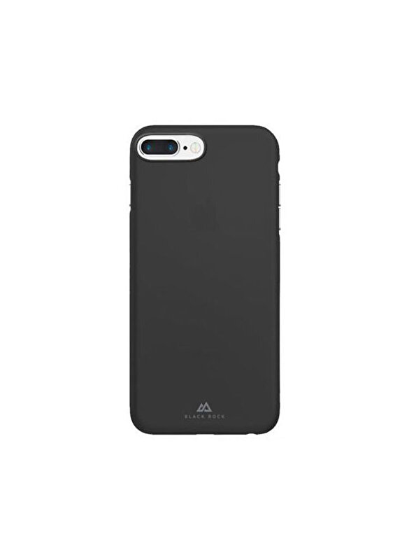 Hama - Husa de protectie Ultra T Iced Black Rock, pentru iPhone 7+, negru - Negru