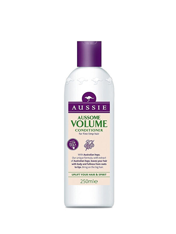 Aussie - Balsam de par Frizz Miracle, pentru par rebel, 250 ml - Incolor