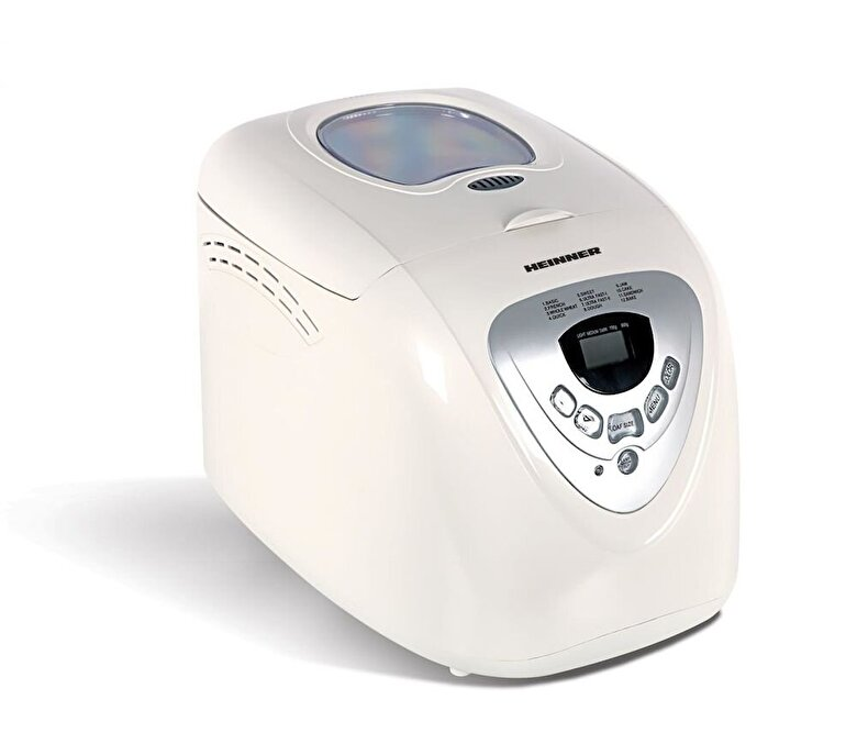 Heinner - Masina de facut paine Heinner, HBM-690W, 600W - Incolor