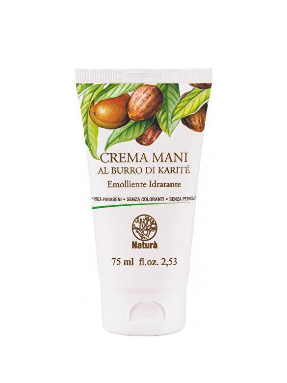 La Dispensa - Crema hidratanta de maini cu unt de Shea, 75 ml - Incolor