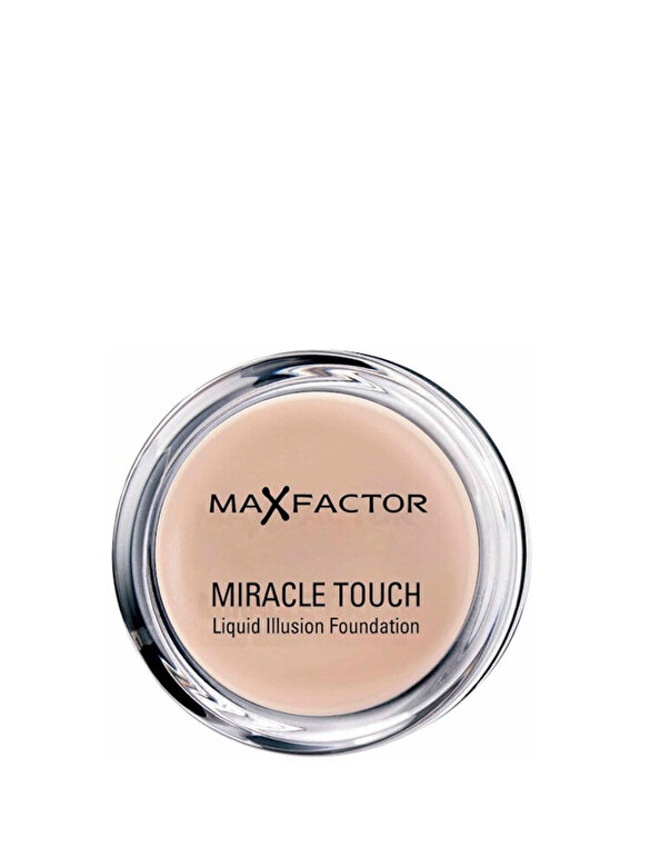 Max Factor - Fond de ten Miracle Touch 70 Natural - Incolor