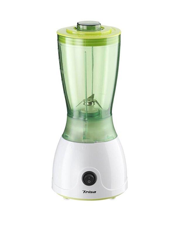 Trisa - Blender de masa Trisa Junior Mix, 130W, 600ml, Alb/Verde - Verde