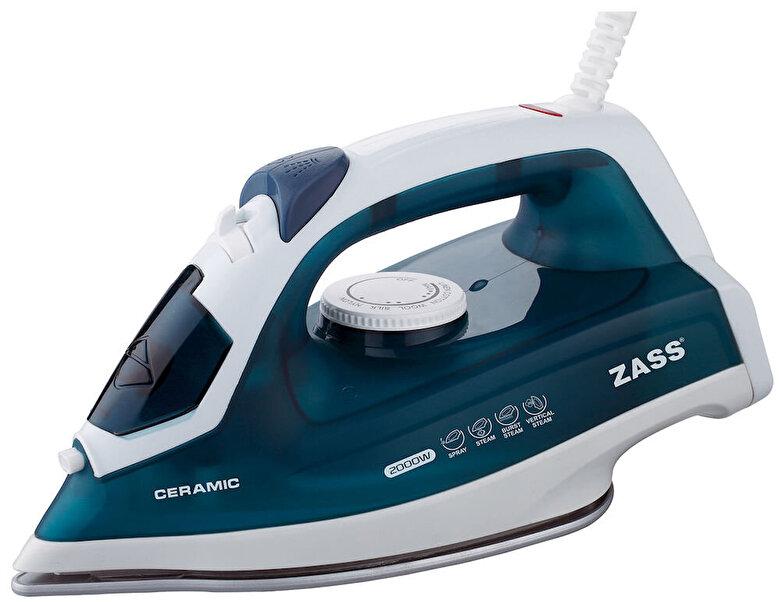 Zass - Fier de calcat Zass A 09, 2000W, talpa ceramica, calcare verticala, Jet 80g/min - Mov