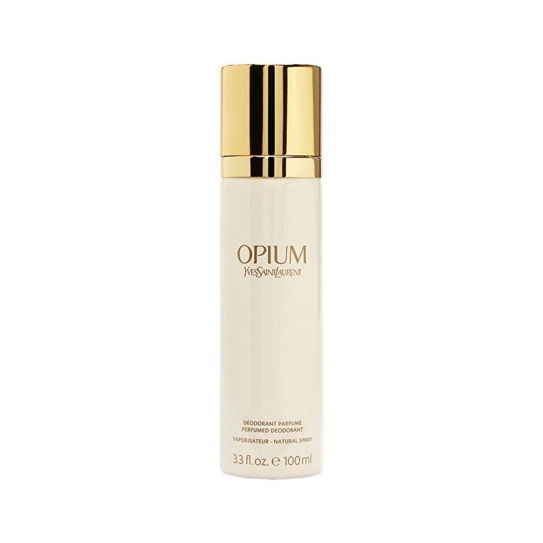 Yves Saint Laurent - Deospray Opium Pour Femme, 100 ml, Pentru Femei - Incolor