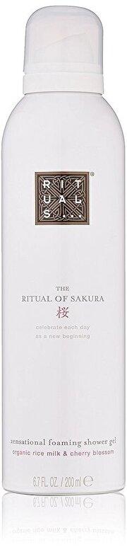 Rituals - Gel de dus Sakura, 200 ml, Pentru Femei - Incolor