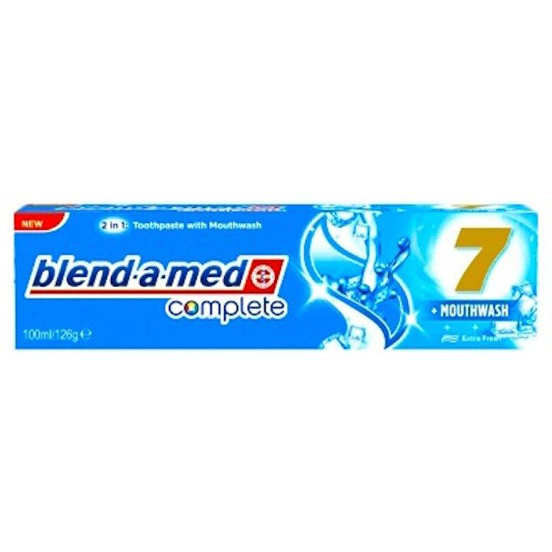 Blend-a-med - Pasta de dinti Blend-a-Med Complete 7 Mouthwash, 100 ml - Incolor