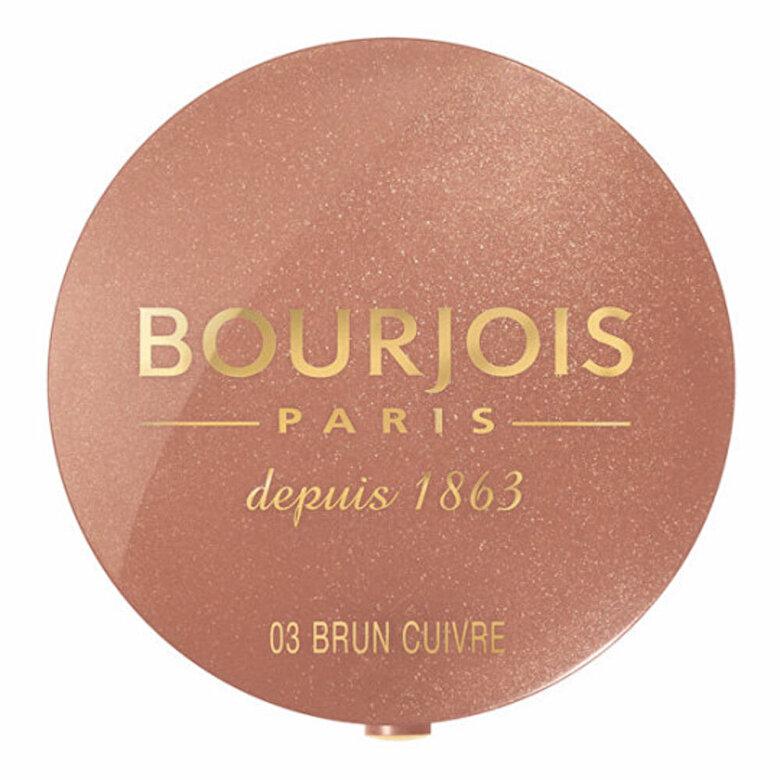 Bourjois - Fard de obraz Bourjois, 03 Brun Cruive, 2.5 g - Incolor