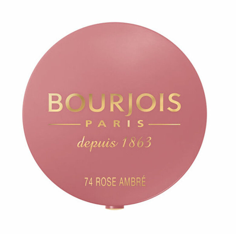 Bourjois - Fard de obraz Bourjois, 74 Rose Ambre, 2.5 g - Incolor