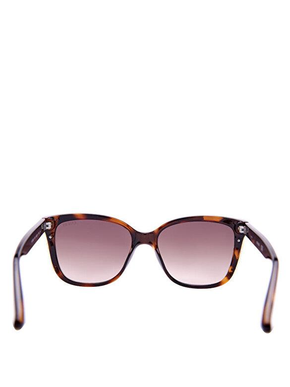 Guess - Ochelari de soare Guess GS7507 52F - Maro inchis