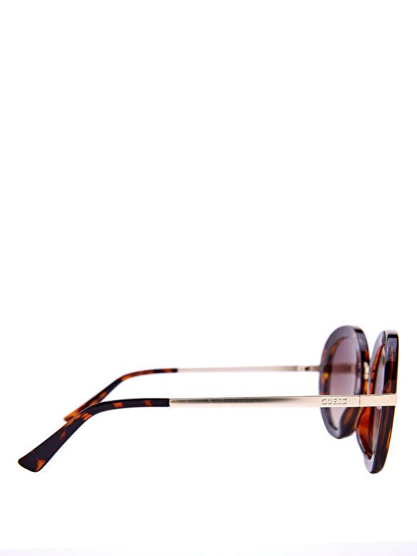 Guess - Ochelari de soare Guess GS7514 52F - Maro inchis