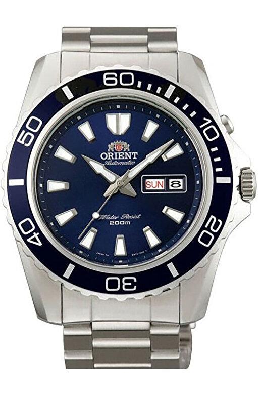 Orient - Ceas Orient Mako XL FEM75002D6 - Argintiu
