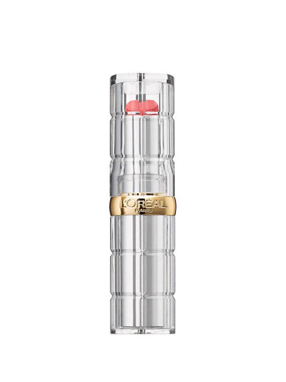 L Oreal Paris - Ruj cu finish stralucitor L'Oreal Paris Color Riche Shine, 112 Only in Paris, 3.5 g - Incolor
